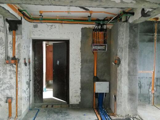水电工程施工巡检照片