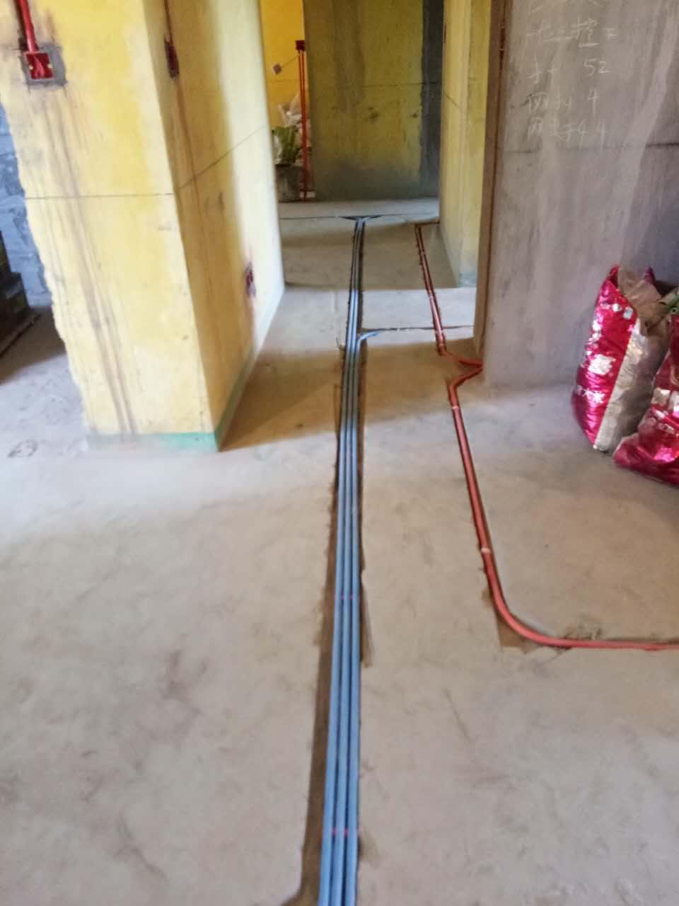 水电工程验收成功,工地实景照片