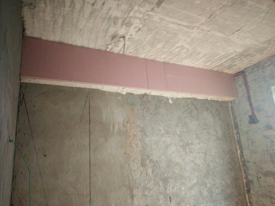 泥木工程巡检,现场施工进行中