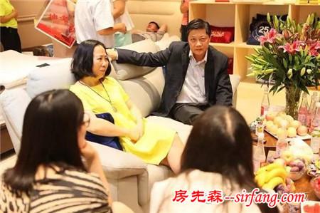 马来西亚床垫品牌麦乐思新店开幕,纯天然乳胶床具进入中国