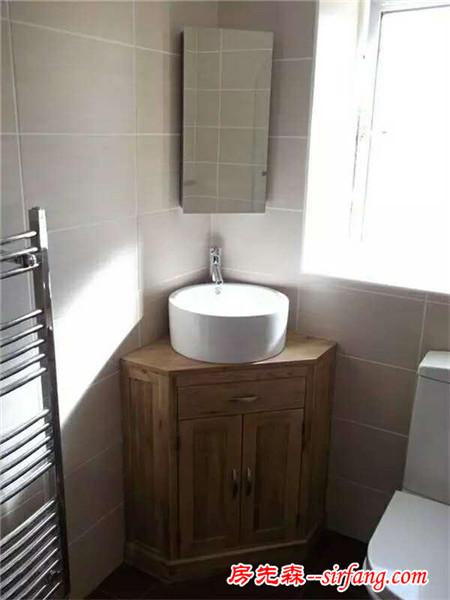 小户型卫生间设计 不到3㎡的卫浴该怎么设计?