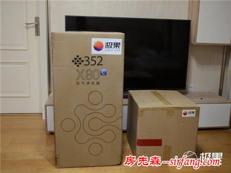 为新装修家庭净化而生,352 X80C空气净化器测评