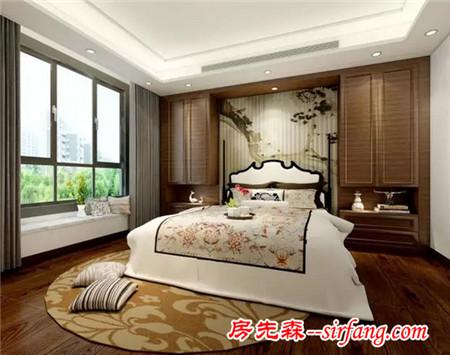2016卧室装修效果图 附飘窗设计