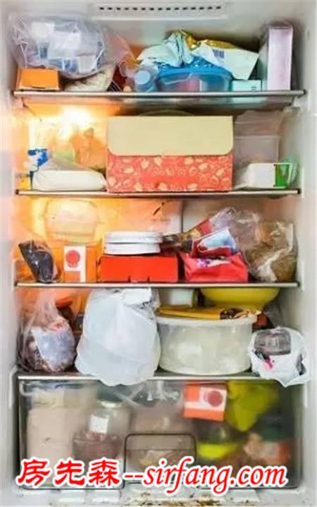 """""""断舍离""""用到冰箱里,秒变收纳小能手"""