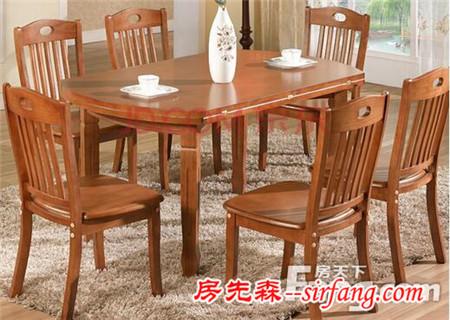 多功能实木餐桌哪个好, 如何选购多功能实木餐桌