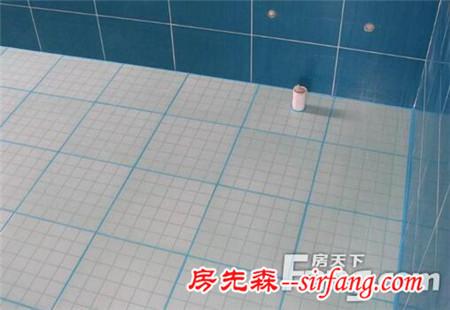 地砖勾缝剂铺地砖需要多长时间?瓷砖填缝剂使用方法?