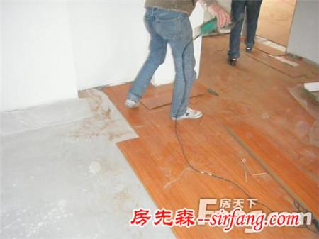 复合木地板有空鼓的原因及处理方法 复合木地板如何