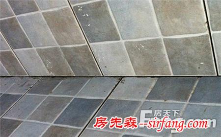 墙砖地砖对缝时要注意什么?为什么要墙砖压地砖?