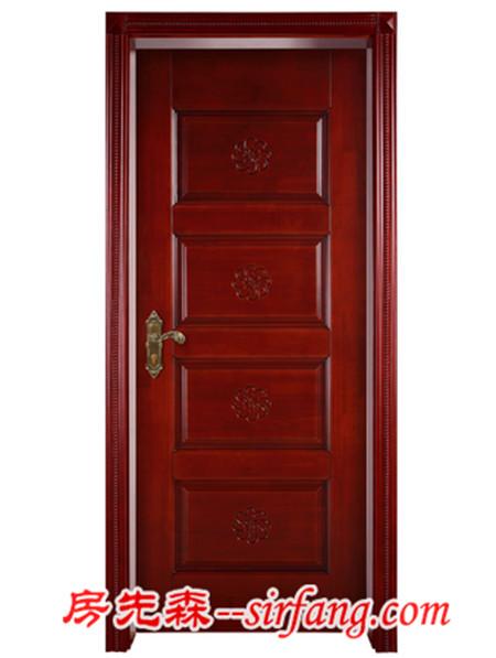 如何选购一款舒心的卧室门
