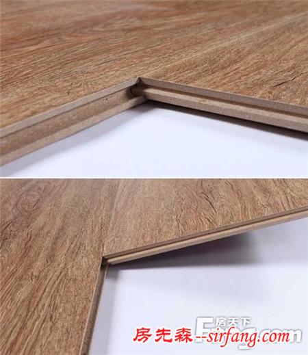 复合木地板与实木地板的区别