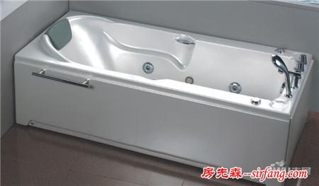 按摩浴缸应该如何选购