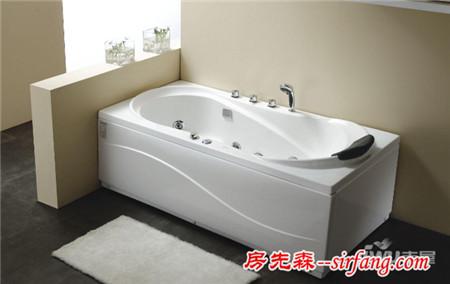 按摩浴缸使用有什么注意事项