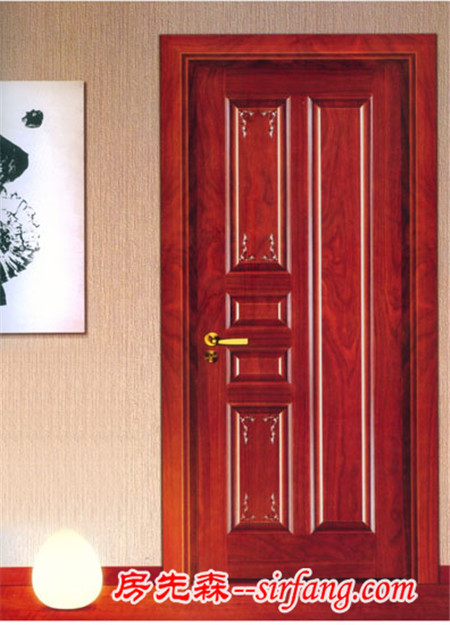 实木门材质决定质量 如何选购实木门?