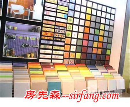 装饰材料分类 与其施工工艺