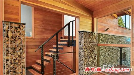 楼梯选实木好还是石材好?看完你就明白了