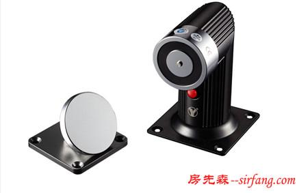 什么是电磁门吸以及其工作原理和安装方法
