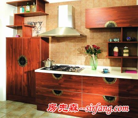 如何搭配整体厨房 常用配色方案