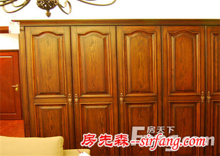 实木衣柜哪种木材好?实木衣柜推荐?