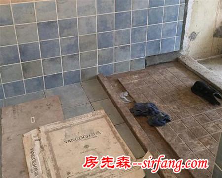 卫生间淋浴房做沟槽流水法,就是用大理石拉槽吗?