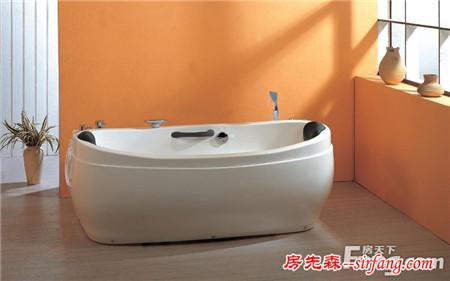 按摩浴缸多少钱,按摩浴缸怎么清洁与保养?