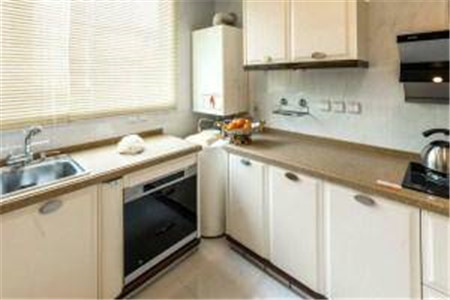简约欧式风格厨房装修效果图欣赏