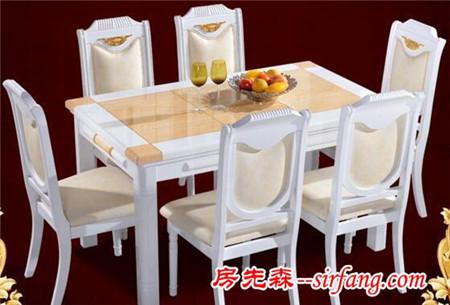 大理石餐桌好不好 大理石餐桌优缺点