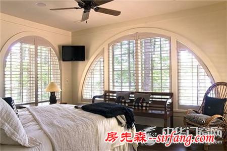 窗帘搭配门窗为家添温馨