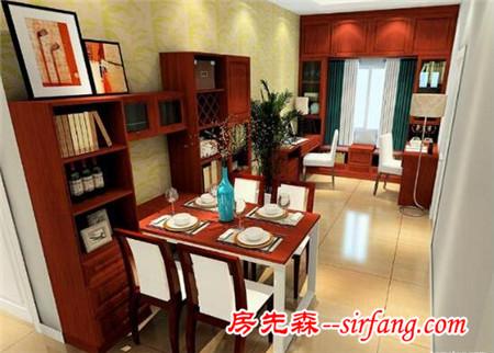 中式红木餐桌图片大全欣赏