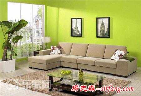 7步教你挑选最合适的布艺沙发