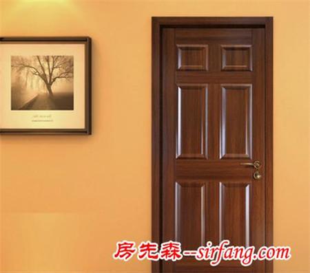 新房装修-卧室房间的门应该如何选择