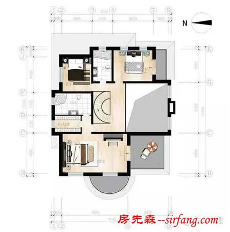 8套新农村两层自建房户型,有地任性的快来看!
