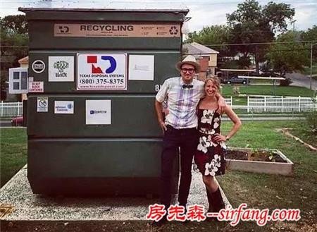 房子越大越好?美国教授住垃圾桶比住豪宅更幸福