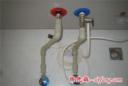 安装水管有几样原则是一定要注意的