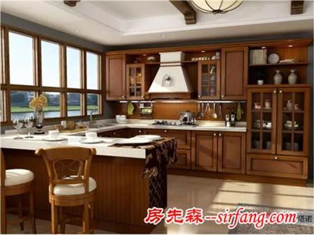 我家整体厨房这样设计,惊动了整栋楼!