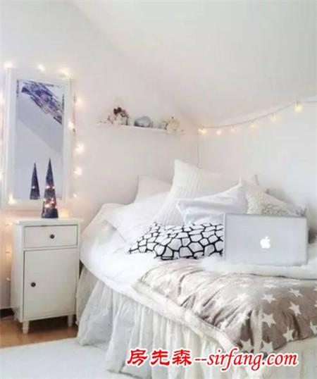 卧室太小怎么办?小卧室装修效果图来啦!