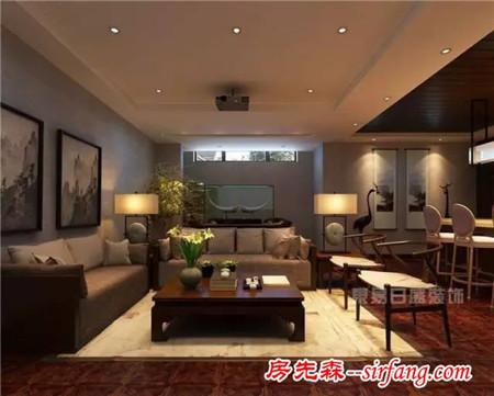 脱胎于传统中国文化,浅谈新中式家装风格的内涵