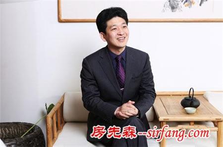 TATA木门董事长吴晨曦