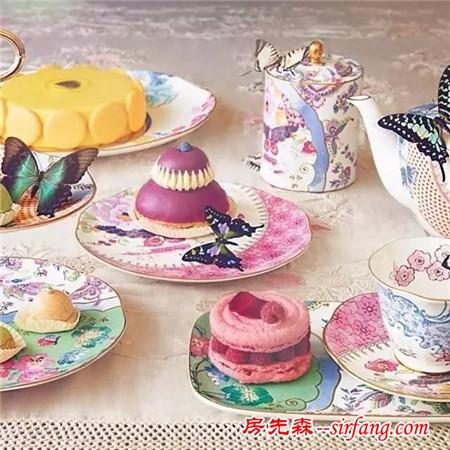创意丨这些颜值爆表的餐具,让你的家充满格调!