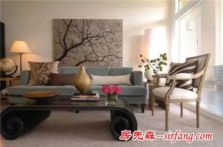 家居室内设计装修装饰五要素!