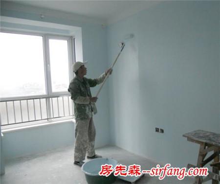 乳胶漆墙面刷完老掉粉?不是质量差,是你见识少!
