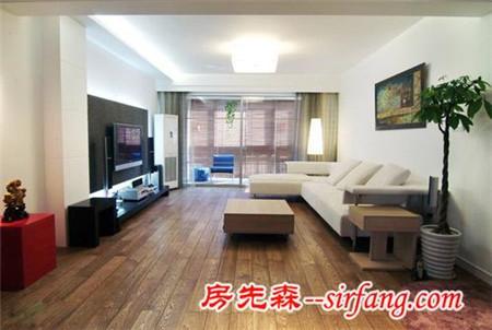 木地板买回来颜色花纹都不一样 买家疑不是实木