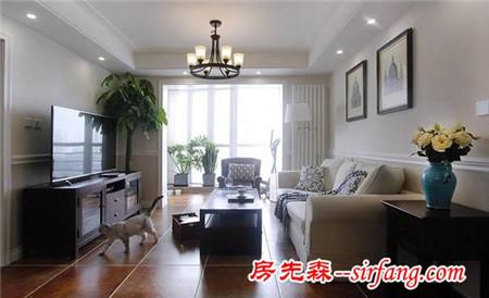 轻奢简美的家装设计造作灵动空间