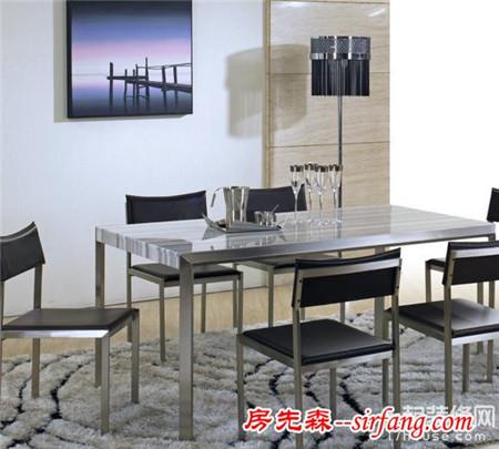 四人位长方形餐桌尺寸 餐桌如何选购