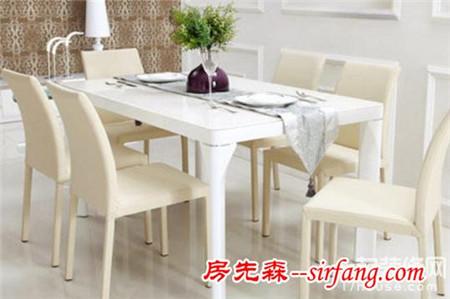 餐桌尺寸规格 常见餐桌尺寸有哪些