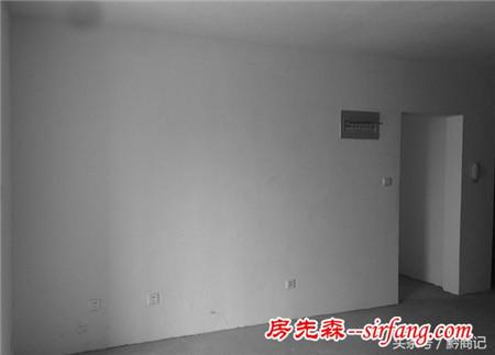 新房装修不到一年瓷粉脱落、凶手是原建筑墙面腻子粉?