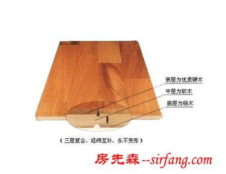 实木复合地板装修铺贴误区!色差绝对不能有?难道不对吗?