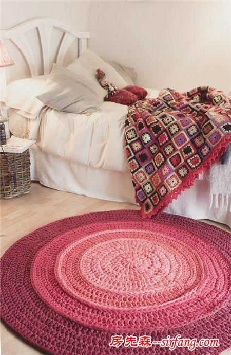有了这些温暖的钩针毯子,这个冬天再也不怕冷啦!(附图解))