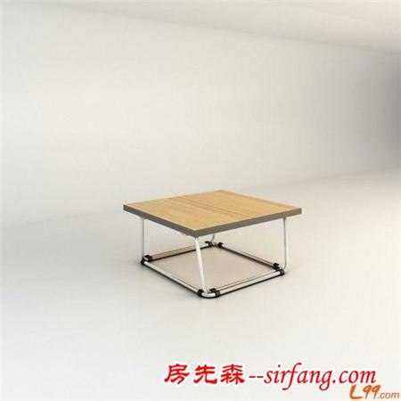 一张神奇的桌子是餐桌,茶几,还是办公桌呢?