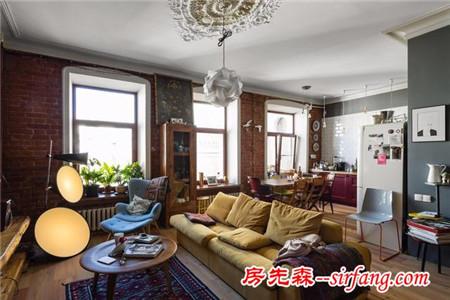 家里全是红砖墙都这么好看、舒适,还刷什么乳胶漆啊?