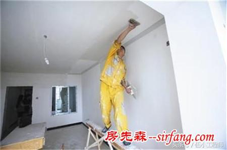 分析邻居家的墙面这么多年为什么都不开裂!